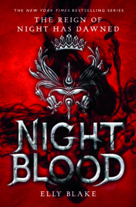 cover of Night blood
