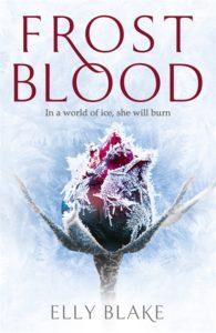 Frostblood cover U.K.