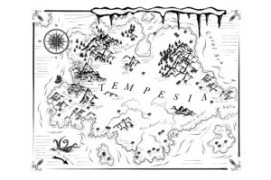 Map of Tempesia